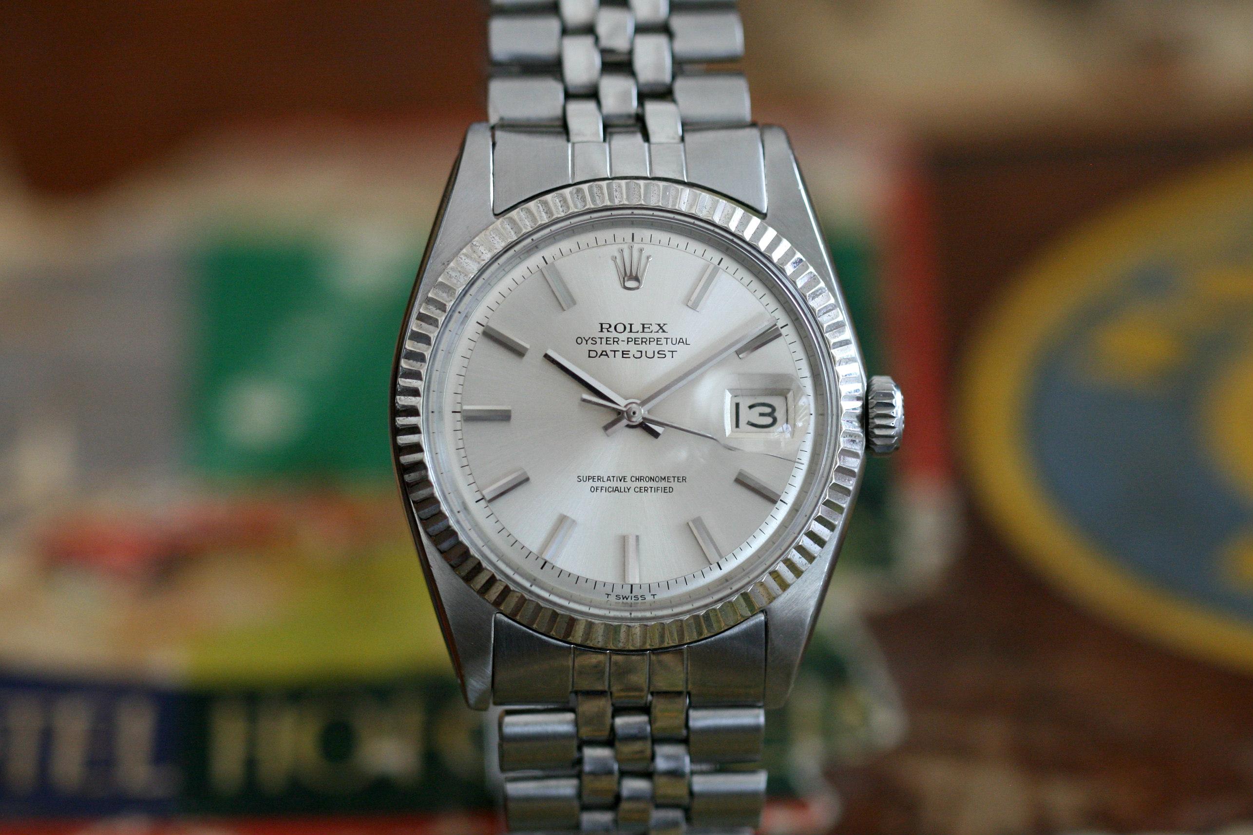 Rolex Datejust 1601 Bj. 1966